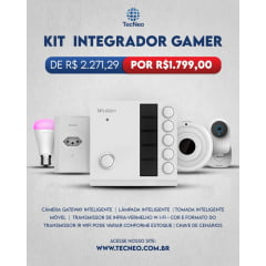 Kit Integrador Gamer