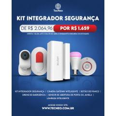 Kit Integrador Segurança